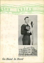 Page 7, 1940 Edition, Anderson High School - Indian Yearbook (Anderson, IN) online yearbook collection