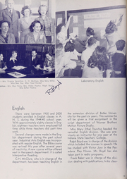 Page 16, 1945 Edition, Anderson High School - Indian Yearbook (Anderson, IN) online yearbook collection