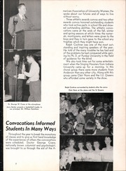 Page 11, 1953 Edition, Anderson High School - Indian Yearbook (Anderson, IN) online yearbook collection