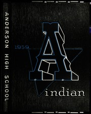 Anderson High School - Indian Yearbook (Anderson, IN) online yearbook collection, 1959 Edition, Page 1