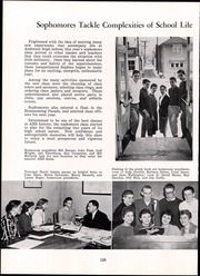 Page 128, 1959 Edition, Anderson High School - Indian Yearbook (Anderson, IN) online yearbook collection