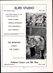 Page 139, 1959 Edition, Anderson High School - Indian Yearbook (Anderson, IN) online yearbook collection