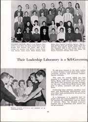 Page 22, 1959 Edition, Anderson High School - Indian Yearbook (Anderson, IN) online yearbook collection