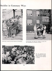 Page 29, 1959 Edition, Anderson High School - Indian Yearbook (Anderson, IN) online yearbook collection