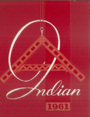 1961 Edition, Anderson High School - Indian Yearbook (Anderson, IN)