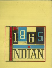1965 Edition, Anderson High School - Indian Yearbook (Anderson, IN)