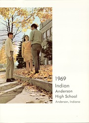 Page 5, 1969 Edition, Anderson High School - Indian Yearbook (Anderson, IN) online yearbook collection