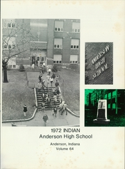 Page 5, 1972 Edition, Anderson High School - Indian Yearbook (Anderson, IN) online yearbook collection