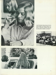 Page 9, 1972 Edition, Anderson High School - Indian Yearbook (Anderson, IN) online yearbook collection