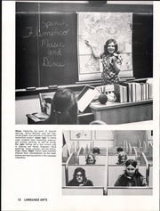 Page 16, 1973 Edition, Anderson High School - Indian Yearbook (Anderson, IN) online yearbook collection