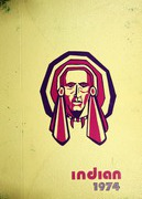 1974 Edition, Anderson High School - Indian Yearbook (Anderson, IN)