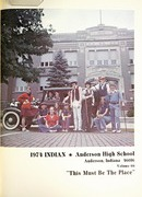 Page 5, 1974 Edition, Anderson High School - Indian Yearbook (Anderson, IN) online yearbook collection