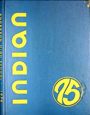 1975 Edition, Anderson High School - Indian Yearbook (Anderson, IN)