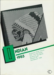 Page 5, 1985 Edition, Anderson High School - Indian Yearbook (Anderson, IN) online yearbook collection