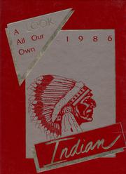 1986 Edition, Anderson High School - Indian Yearbook (Anderson, IN)