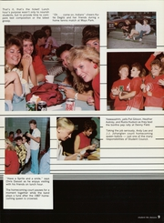 Page 13, 1987 Edition, Anderson High School - Indian Yearbook (Anderson, IN) online yearbook collection