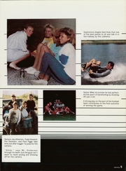Page 9, 1987 Edition, Anderson High School - Indian Yearbook (Anderson, IN) online yearbook collection