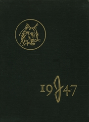 1947 Edition, Jasper High School - J Yearbook (Jasper, IN)