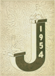 1954 Edition, Jasper High School - J Yearbook (Jasper, IN)