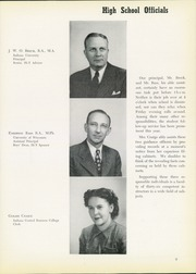 Page 13, 1950 Edition, Shelbyville High School - Squib Yearbook (Shelbyville, IN) online yearbook collection