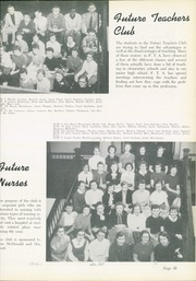 Page 39, 1957 Edition, Shelbyville High School - Squib Yearbook (Shelbyville, IN) online yearbook collection