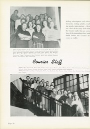 Page 42, 1957 Edition, Shelbyville High School - Squib Yearbook (Shelbyville, IN) online yearbook collection