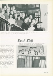 Page 43, 1957 Edition, Shelbyville High School - Squib Yearbook (Shelbyville, IN) online yearbook collection