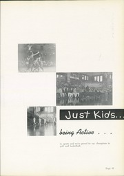 Page 45, 1957 Edition, Shelbyville High School - Squib Yearbook (Shelbyville, IN) online yearbook collection