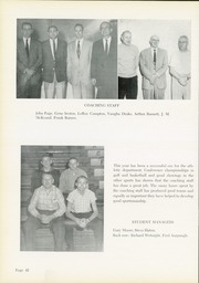 Page 46, 1957 Edition, Shelbyville High School - Squib Yearbook (Shelbyville, IN) online yearbook collection