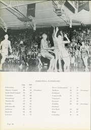 Page 50, 1957 Edition, Shelbyville High School - Squib Yearbook (Shelbyville, IN) online yearbook collection