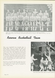Page 52, 1957 Edition, Shelbyville High School - Squib Yearbook (Shelbyville, IN) online yearbook collection