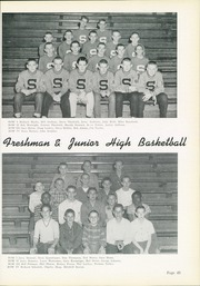 Page 53, 1957 Edition, Shelbyville High School - Squib Yearbook (Shelbyville, IN) online yearbook collection