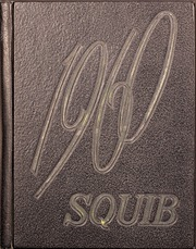 Page 1, 1960 Edition, Shelbyville High School - Squib Yearbook (Shelbyville, IN) online yearbook collection