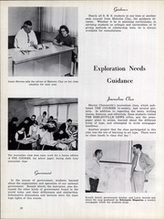 Page 14, 1960 Edition, Shelbyville High School - Squib Yearbook (Shelbyville, IN) online yearbook collection