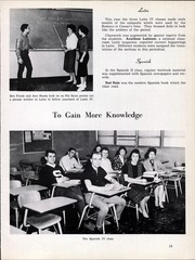 Page 17, 1960 Edition, Shelbyville High School - Squib Yearbook (Shelbyville, IN) online yearbook collection