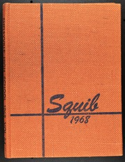 Page 1, 1968 Edition, Shelbyville High School - Squib Yearbook (Shelbyville, IN) online yearbook collection