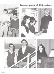 Page 10, 1968 Edition, Shelbyville High School - Squib Yearbook (Shelbyville, IN) online yearbook collection