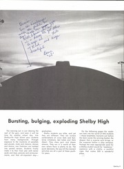 Page 7, 1968 Edition, Shelbyville High School - Squib Yearbook (Shelbyville, IN) online yearbook collection