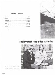Page 8, 1968 Edition, Shelbyville High School - Squib Yearbook (Shelbyville, IN) online yearbook collection