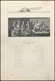 Page 14, 1923 Edition, Delphi High School - Oracle Yearbook (Delphi, IN) online yearbook collection