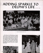 Page 12, 1957 Edition, Delphi High School - Oracle Yearbook (Delphi, IN) online yearbook collection