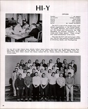 Page 16, 1957 Edition, Delphi High School - Oracle Yearbook (Delphi, IN) online yearbook collection
