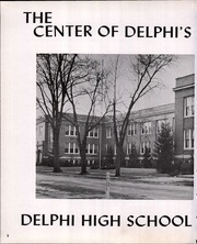 Page 4, 1957 Edition, Delphi High School - Oracle Yearbook (Delphi, IN) online yearbook collection