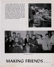 Page 7, 1957 Edition, Delphi High School - Oracle Yearbook (Delphi, IN) online yearbook collection