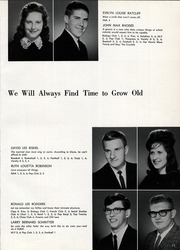 Page 17, 1965 Edition, Delphi High School - Oracle Yearbook (Delphi, IN) online yearbook collection