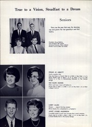 Page 8, 1965 Edition, Delphi High School - Oracle Yearbook (Delphi, IN) online yearbook collection