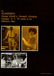 Page 17, 1980 Edition, Delphi High School - Oracle Yearbook (Delphi, IN) online yearbook collection