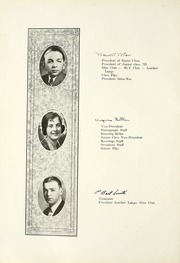 Page 14, 1924 Edition, Wabash High School - Sycamore Yearbook (Wabash, IN) online yearbook collection