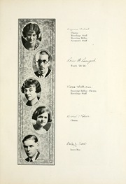 Page 15, 1924 Edition, Wabash High School - Sycamore Yearbook (Wabash, IN) online yearbook collection