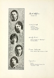 Page 16, 1924 Edition, Wabash High School - Sycamore Yearbook (Wabash, IN) online yearbook collection